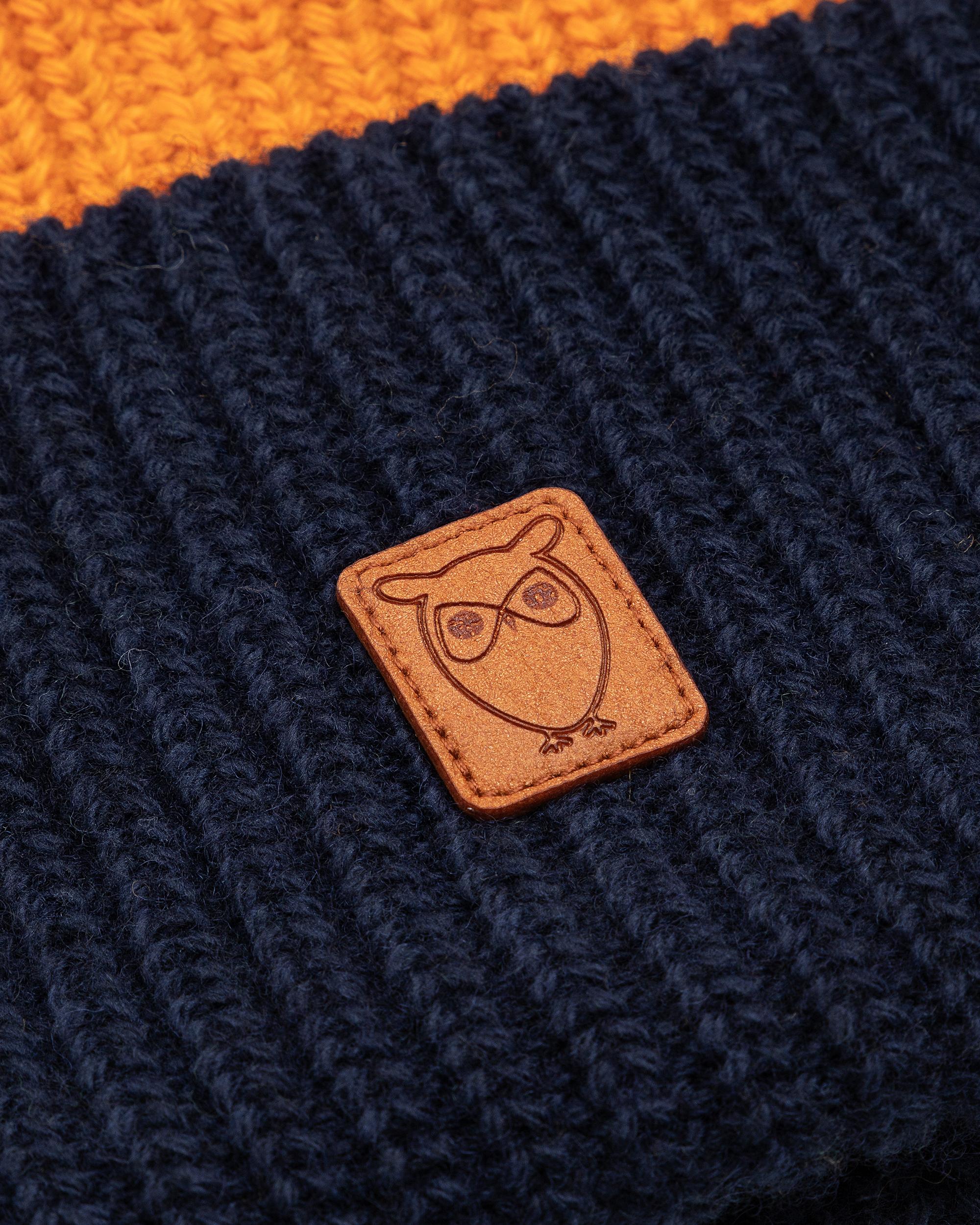 Spodenki męskie Knowledgecotton Apparel bawełniane Odzież