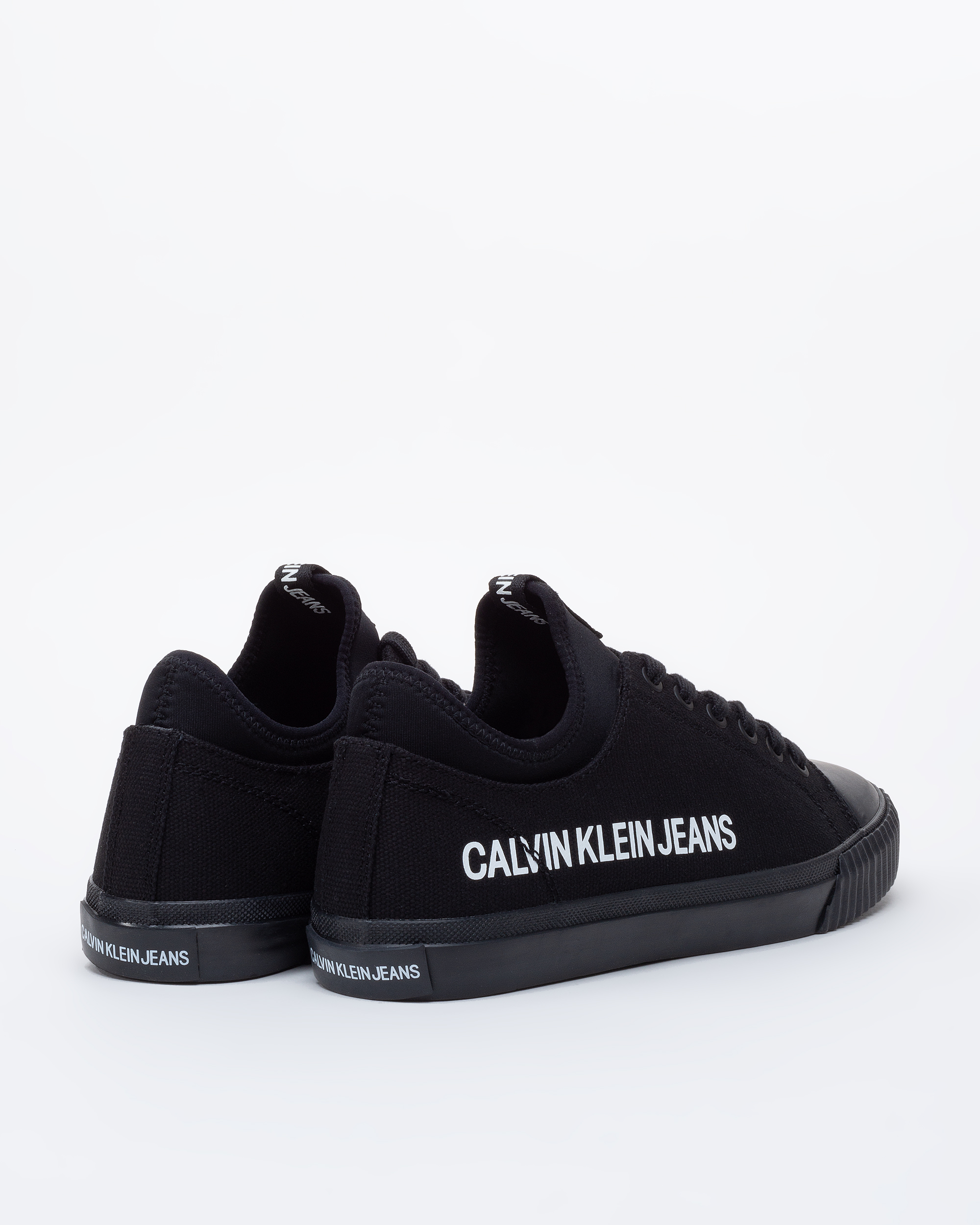 Buty Calvin Klein B4R0809001_IANTHA_001 czarny Royal