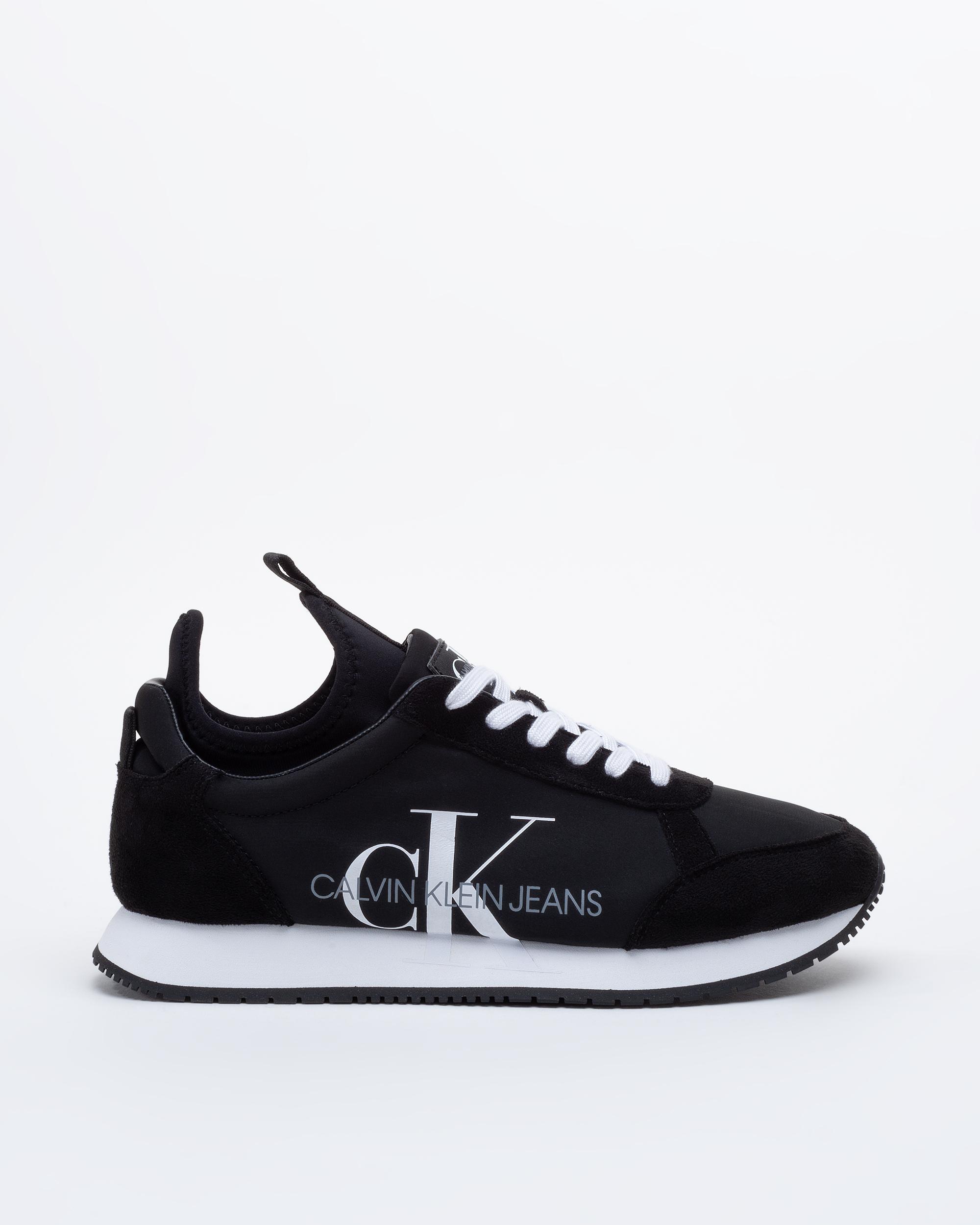 Buty Calvin Klein B4R0825001_JOSSLYN_001 czarny Royal