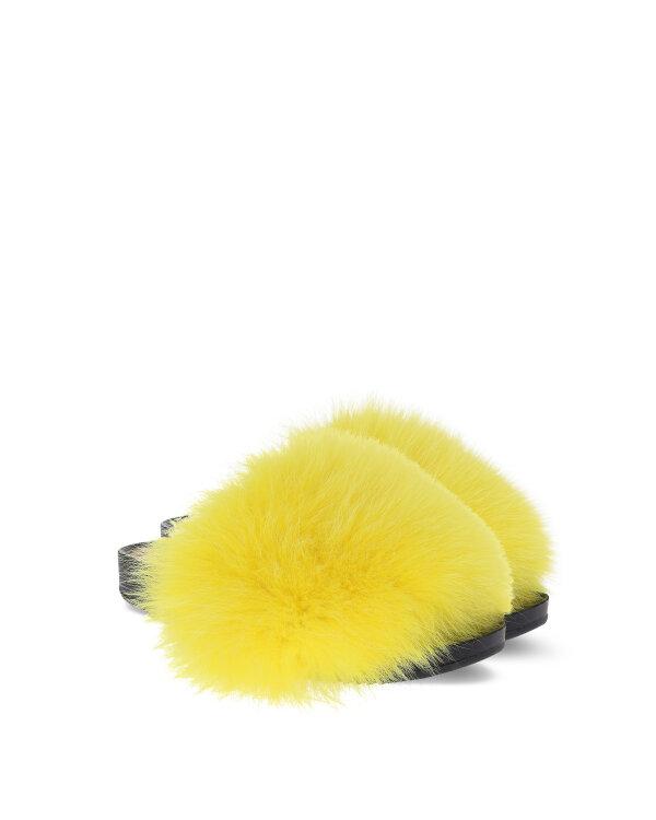 Klapki Fraternity WL19_W-SHO-0023_YELLOW żółty