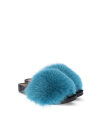 Klapki Fraternity WL19_W-SHO-0023_BLUE niebieski