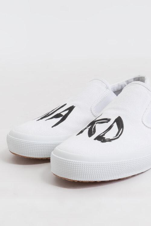Buty Na-Kd 1637-000004_2447 FANCOTU S00G960_WHITE/BLACK biały