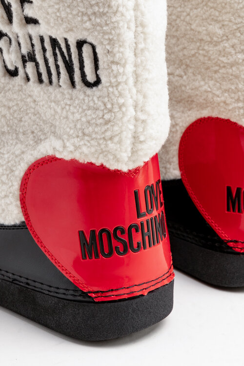 Buty Love Moschino JA24162G08JX_110A biały