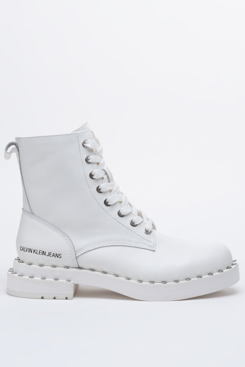 Buty Calvin Klein B4R0468_NANNIE_100 biały