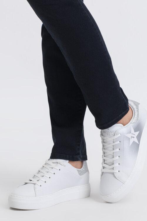 Buty Trussardi Jeans 79A00425_9Y099999_M664 biały