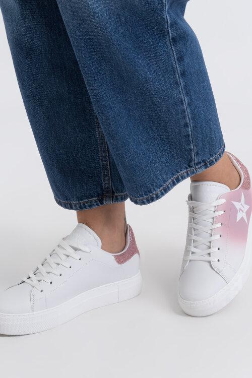 Buty Trussardi Jeans 79A00425_9Y099999_P688 biały