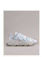 Buty Ash S-127792_SILVER/WHITE/OFFWHIT biały