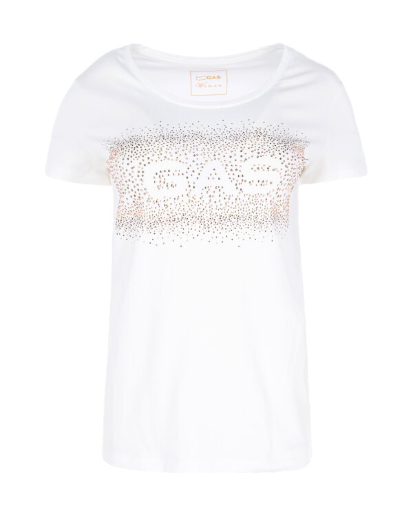 T-SHIRT GAS 96501_DOLL GAS SHINY-MATT_0001 bialy
