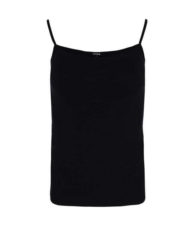 T-SHIRT MEXX 71112_JET BLACK czarny