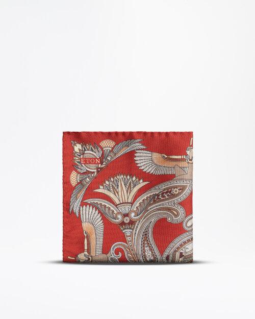 Poszetka Eton A000_31899_59 czerwony