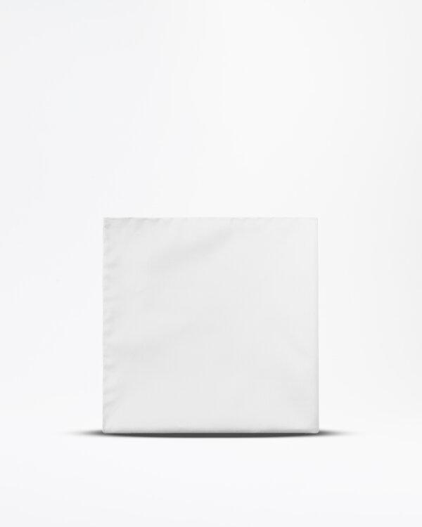 Poszetka Stenströms 921F_1467_000 biały
