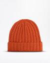 Czapka Oscar Jacobson 9312_3777_635 pomarańczowy