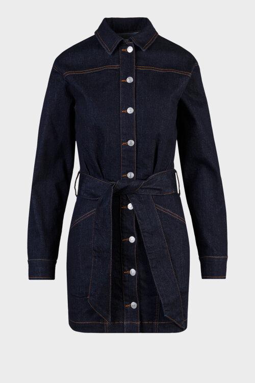 Sukienka Na-Kd 1100-002168_DARK BLUE granatowy