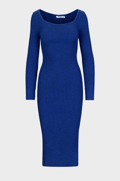 Sukienka Na-Kd 1018-004631_BLUE niebieski