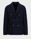 Sweter Gran Sasso 23184_14240_598 granatowy