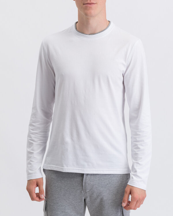 T-Shirt Philip Louis NOS_M-TSH-0034 NOS_WHITE biały