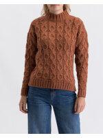 Sweter Mexx 74211_181244 brązowy