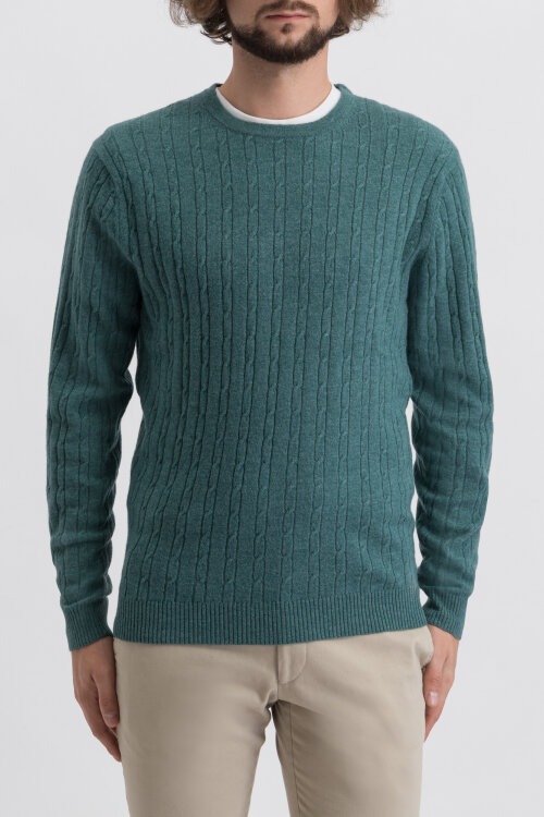 Sweter Colours & Sons 9219-122_400 zielony