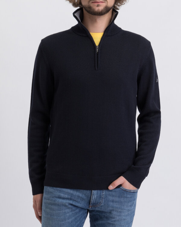Sweter Navigare NV1200651_001 BLU granatowy