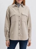 Koszula Na-Kd 1594-000178_SAND kremowy