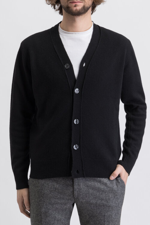 Sweter Oscar Jacobson JAMES 6896_4960_310 czarny