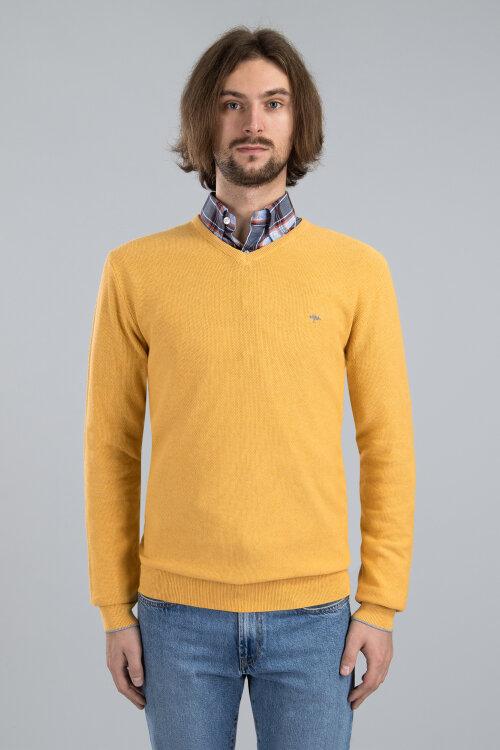 Sweter Fynch-Hatton 1120221_117 żółty