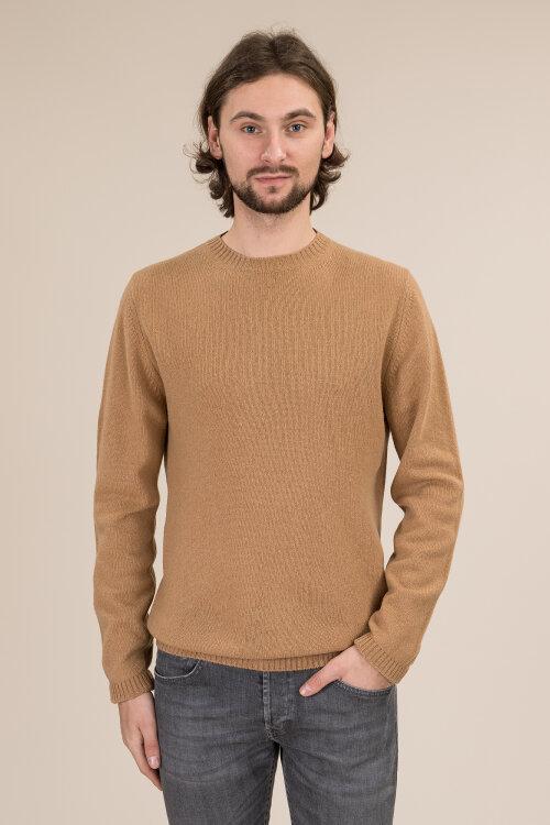 Sweter Daniele Fiesoli DF0078_35 beżowy