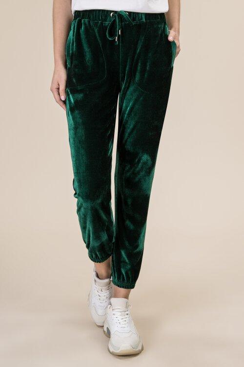 Spodnie Fraternity JZ19_W-TRO-0058 _GREEN zielony