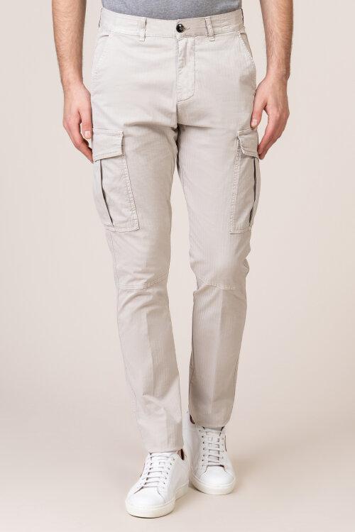 Spodnie Eleventy 979PAN0314_PAN27016_02 beżowy