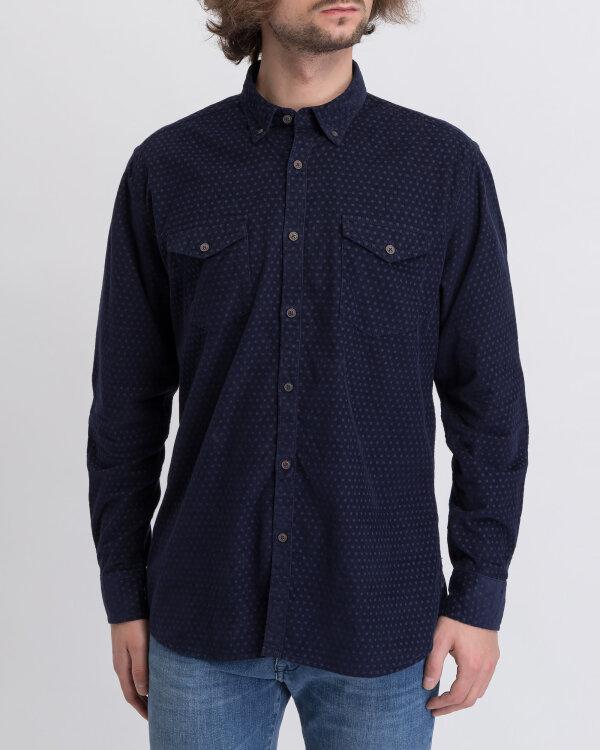 Koszula Pioneer Authentic Jeans 04210_07245_587 granatowy