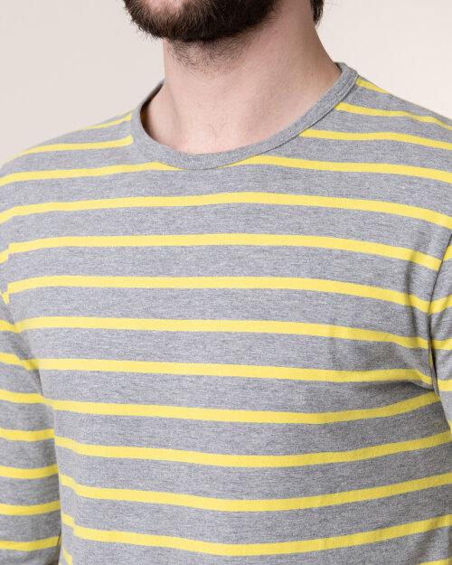T-Shirt New In Town 89N4008_511 żółty