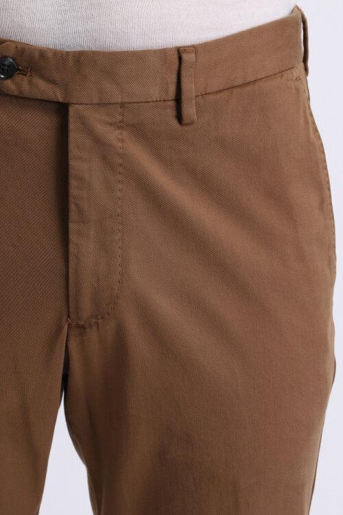 Spodnie Oscar Jacobson DANWICK 5176_4305_588 brązowy