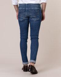 Spodnie Dondup UP232Z_DSE245U_800 niebieski- fot-5