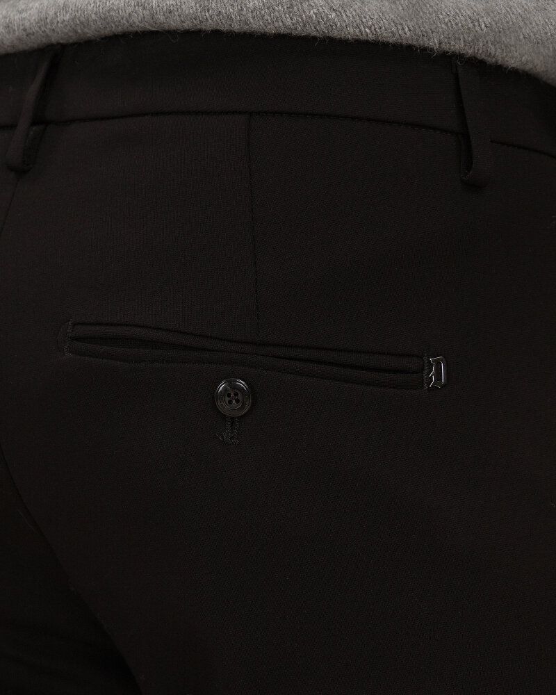 Spodnie Dondup UP235_JS0108U_999 czarny - fot:4