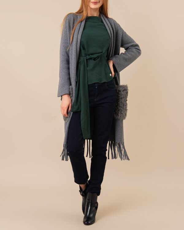Bluza Trussardi Jeans 56C00219_1T002799_G272 zielony