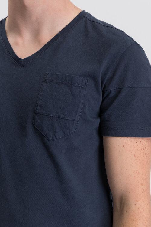 T-Shirt Baldessarini 05224_47344_795 granatowy