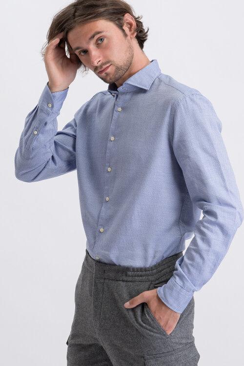 Koszula Baldessarini 04952_41230_750 niebieski