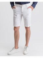Szorty Baldessarini 02285_16938_100 biały