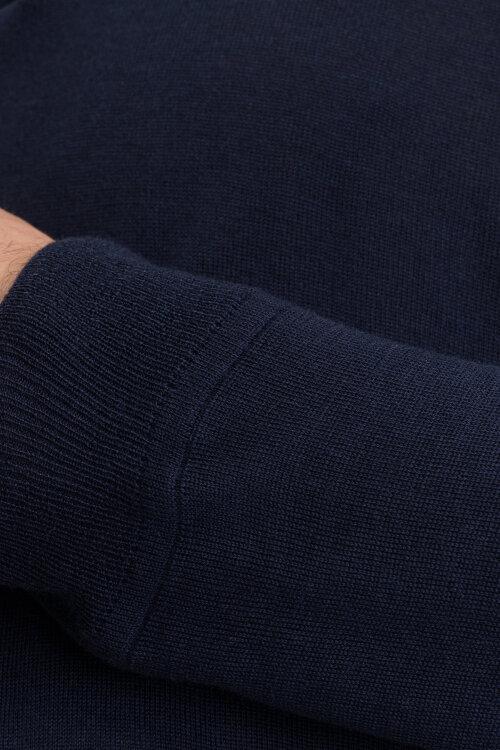 Sweter Baldessarini 05134_49079_6300 granatowy
