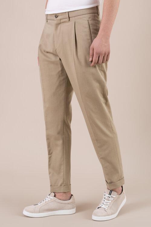 Spodnie Berwich IR120U_BEIGE beżowy