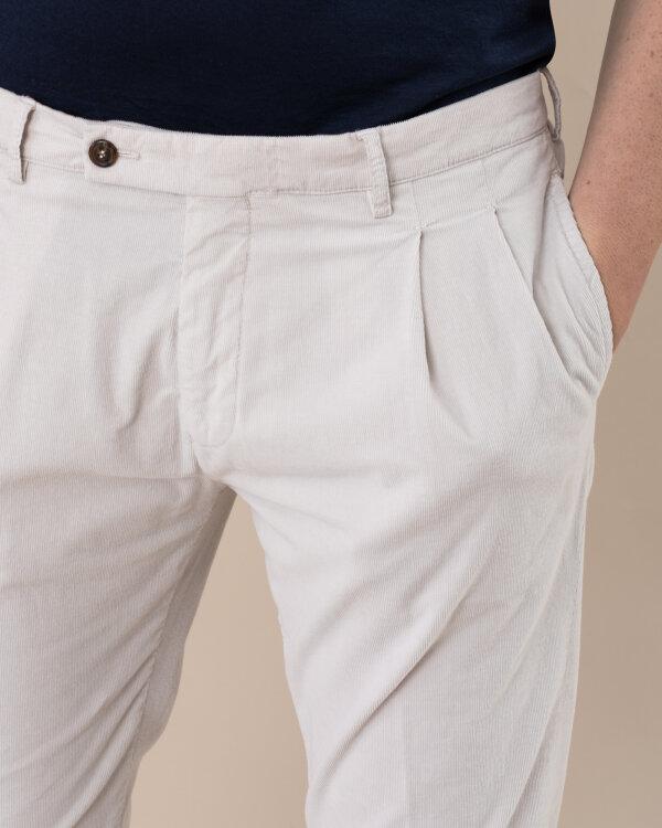 Spodnie Berwich DV0122BX_MILK szary