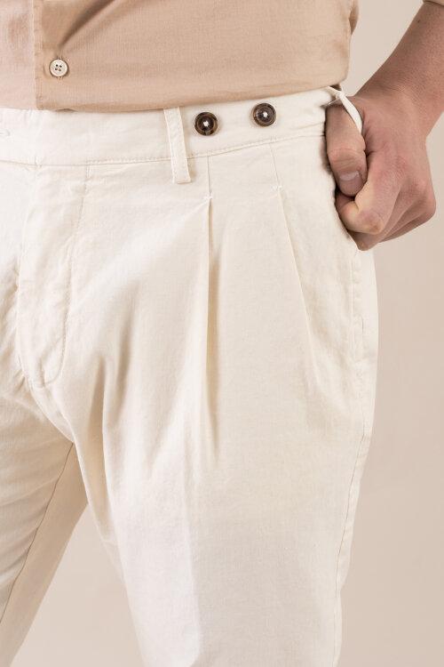 Spodnie Berwich PF0330X_PANNA kremowy