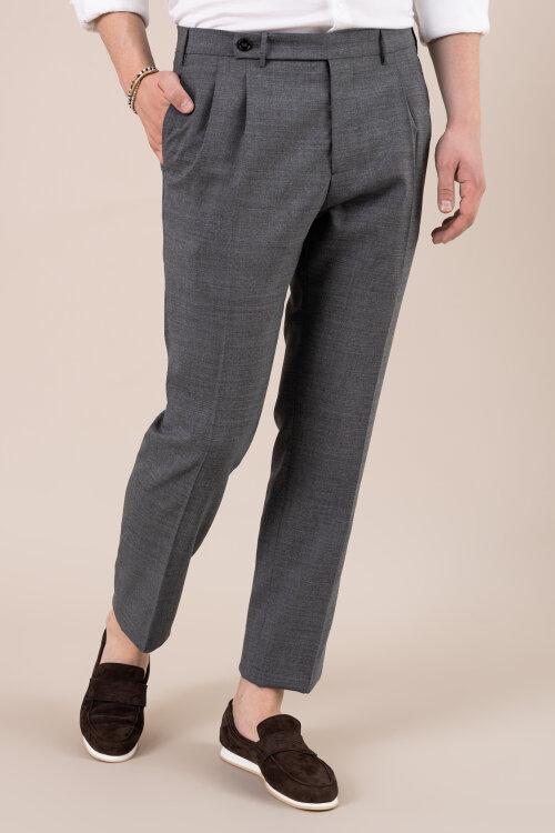 Spodnie Berwich VB6954_GREY ciemnoszary