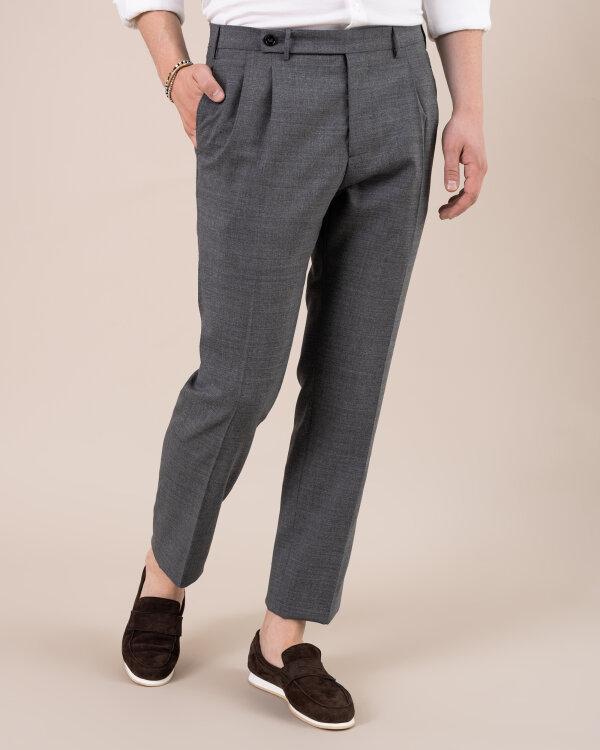 Spodnie Berwich Vb6954_Grey Ciemnoszary Berwich VB6954_GREY ciemnoszary