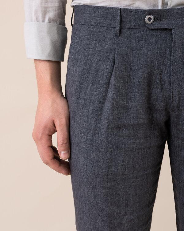 Spodnie Berwich IM104_SMOKE ciemnoszary