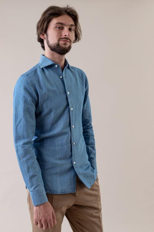 Koszula Borriello 6125/3_ niebieski
