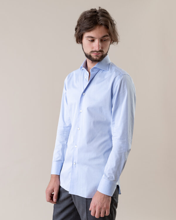 Koszula Borriello 1016/8_ niebieski