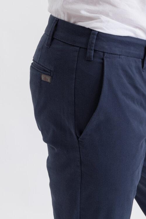 Spodnie Brühl Alfredo DO_0647184060100_670 granatowy