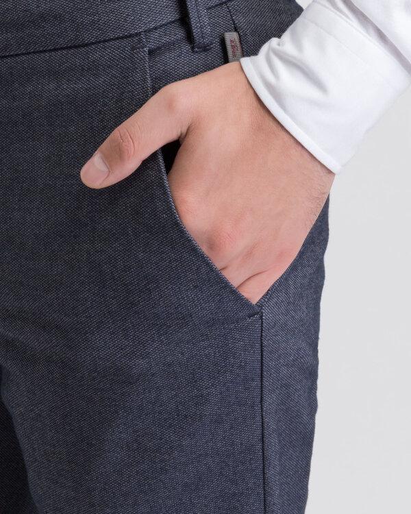 Spodnie Brühl Alfredo DO_0647184220100_690 ciemnoszary