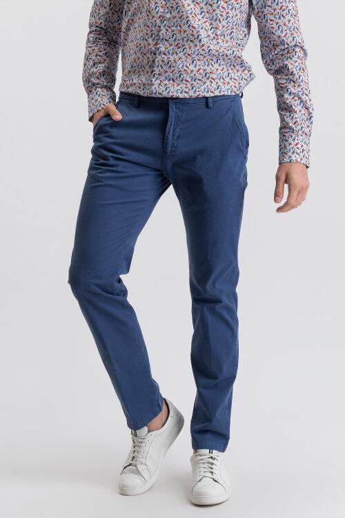 Spodnie Bugatti 26226_4819GD_360 niebieski